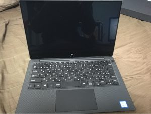 DELL NEW XPS 13オープン