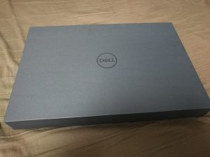 NEW XPS 13外箱
