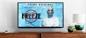 プライムビデオ FREEZE