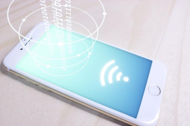 スマホ Wi-Fi