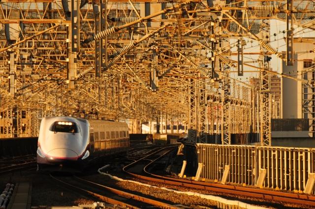 黄昏新幹線