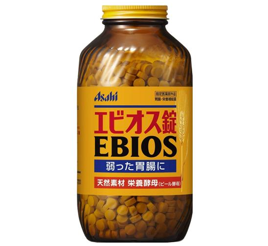 Asahi エビオス錠 2000錠