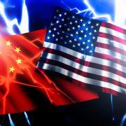 中国対アメリカ