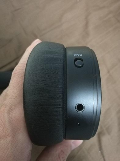 ES-HP001B 左側ANCスイッチ