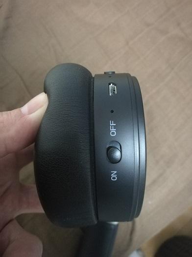 ES-HP001B 右側電源スイッチ