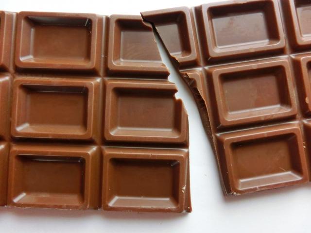チョコレート失敗