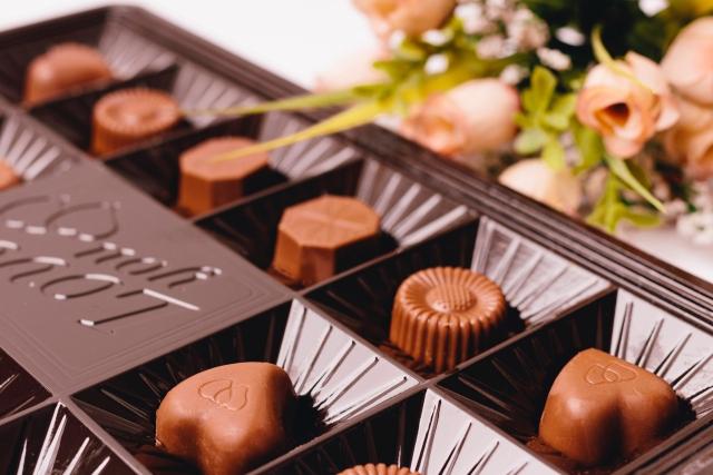 貰って嬉しいチョコレート