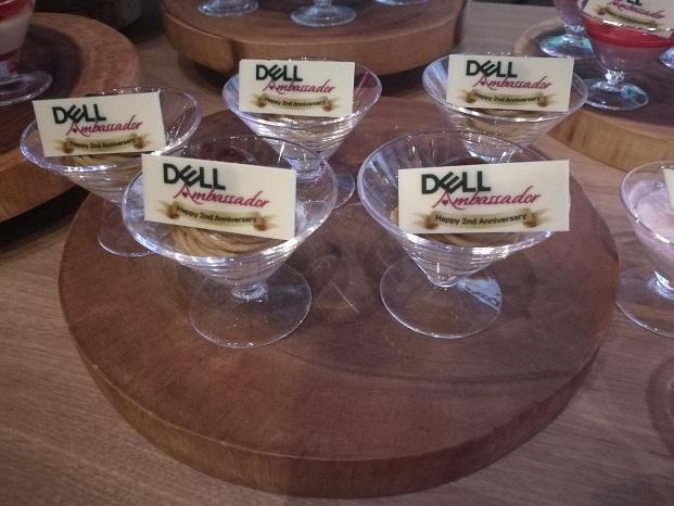 DELL Ambassador Dessert