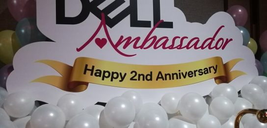 DELL Ambassador Happy 2nd Anniversary