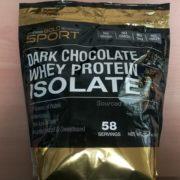 California Gold Nutrition ホエイプロテインアイソレート ダークチョコレート