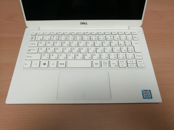 XPS 13 キーボード